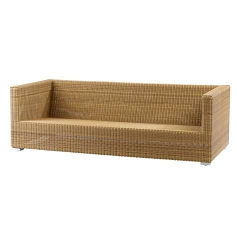 Chester 3 pers. sofa natur - Cane-Line