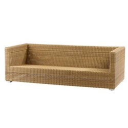 Chester 3 pers. sofa natur - Cane-Line