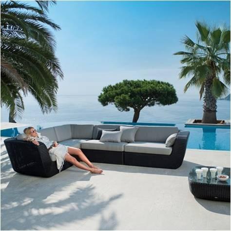 Savannah extension stol / modul sofa - Cane-Line