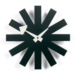 Asterisk Clock (Sort)