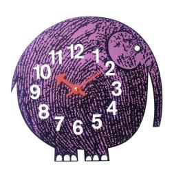 Elihu Elephant Clock