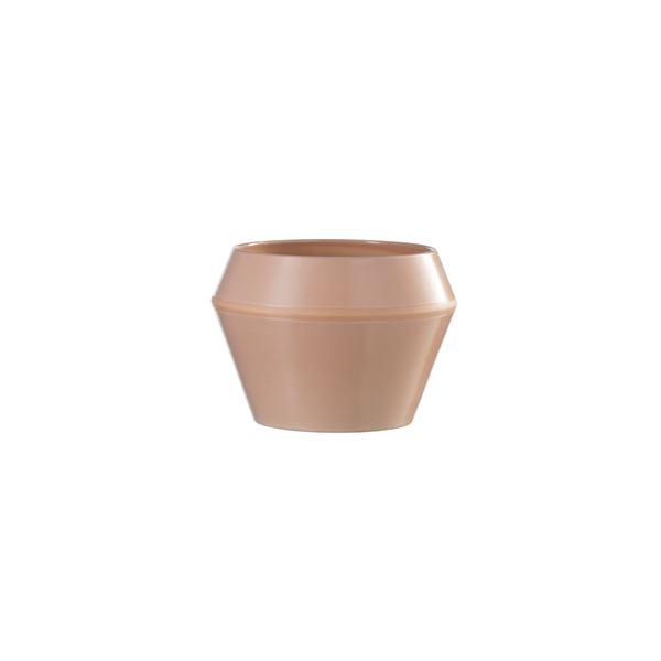 By Lassen - Rimm flowerpot, small - Camel