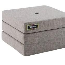 KlipKlap 3-lags Single multi grå