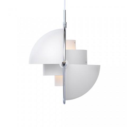 GUBI - Multi-Lite pendel - sort/krom