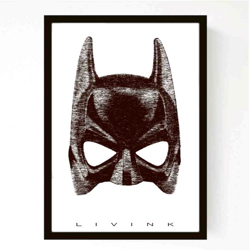 Livink - Hero mask - A3