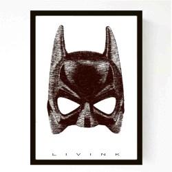 Livink - Hero mask - A3