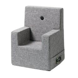 KlipKlap børnestol XL i multi grå