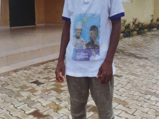 Police appeal for information to locate family of 13-year-old Ebonyi boy found roaming in Asaba