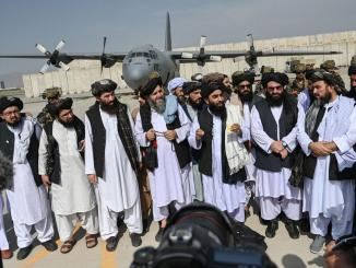 Taliban spokesman congratulates Afghan people after US forces withdrawal