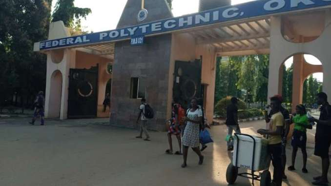 The Academic Staff Union of the Polytechnic (ASUP) Chapter of the Federal Polytechnic Oko, Anambra State, has suspended its one month and two weeks old strike action in the institution.
