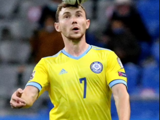 Footballer Ruslan Valiullin fails a drug test for a sample he provided UEFA after a Europa Conference game