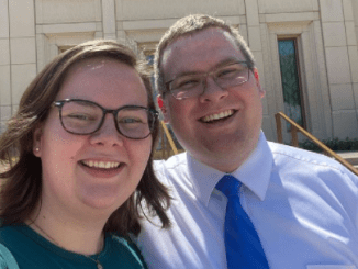 Woman who married gay man despite knowing his sexuality says they are happy