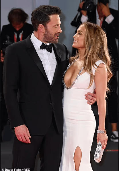 Jennifer Lopez makes first red carpet appearance with her beau Ben Affleck at Venice Film Festival 2021 (photos)