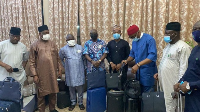 House of Reps members fume as airline leaves them stranded in Kano Airport after rescheduling their flight four times