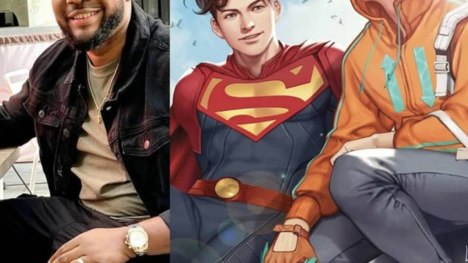 Since when did sexual content start being cool in kids cartoons and comics?- Actor Williams Uchemba asks after Disney announced new Superman, Jon Kent is bisexual