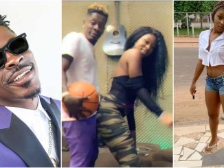 I slept on same bed with Shatta Wale but nothing happened - Efia Odo