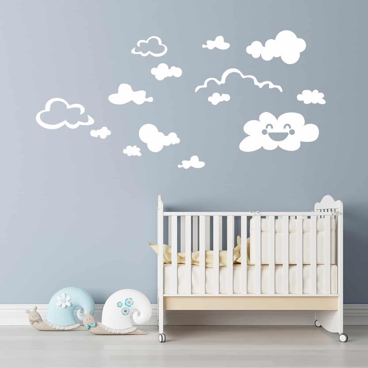 Gli adesivi cameretta neonato sono tutti adesivi muro personalizzati. Adesivi Murali Per La Cameretta Olalla
