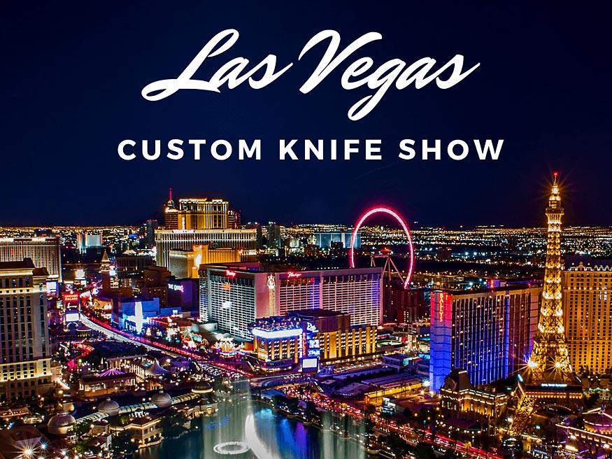 Las Vegas Custom Knife Show