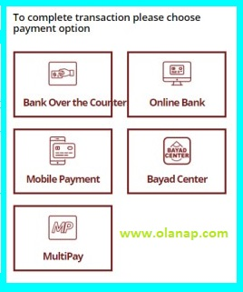nbi clearance payment options