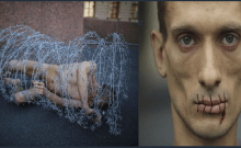 Pyotr Pavlensky seeks political asylum in France 8