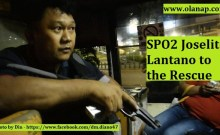 SPO2 Joselito Lantano prevents Holdapan sa Bus