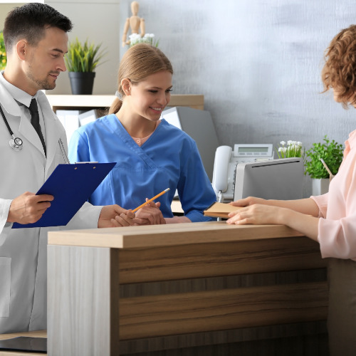 Olaqin solution de paiement en établissement de santé