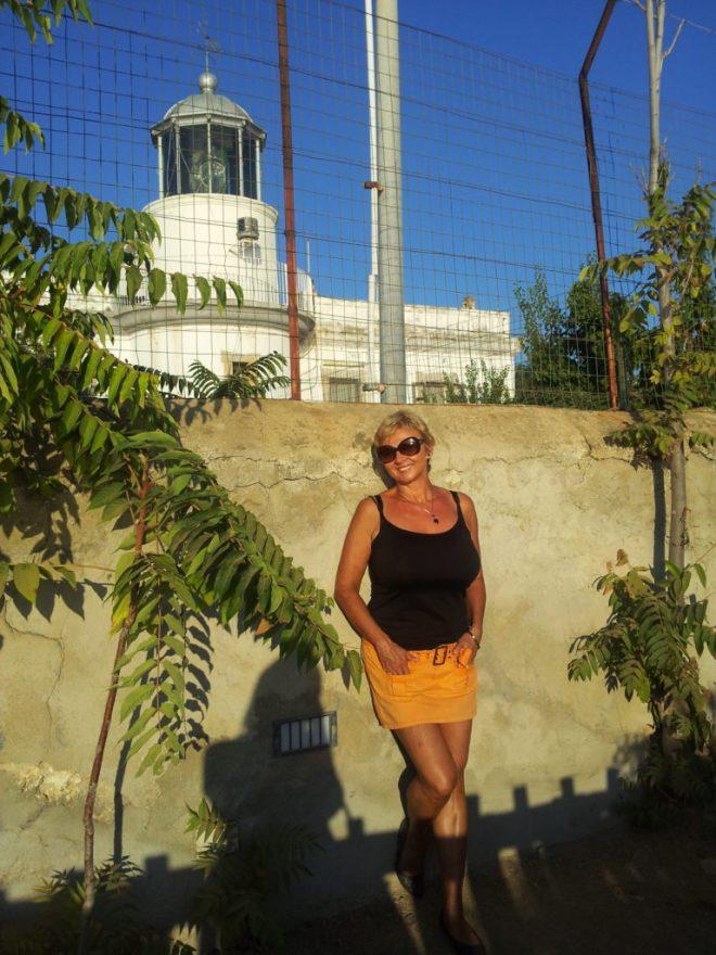 Capo Vaticano, világítótorony