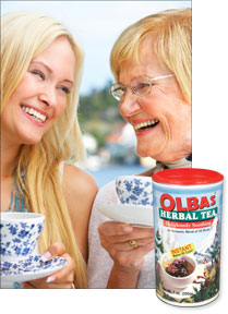 Olbas Instant Herbal Tea Soothes Colds & Flu Symptoms