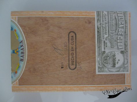 H.Upmann Aromaticos - Old Cigar Items