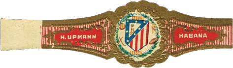 BAGUE H.UPMANN - ATLETICO MADRID