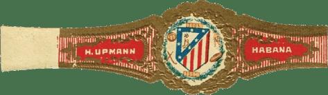 H.UPMANN BAND - ATLETICO MADRID