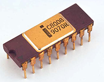 Processador de 8 bits 8008