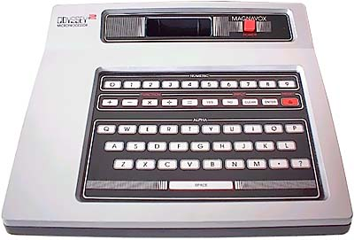 Magnavox Odyssey2 / Philips Videopac