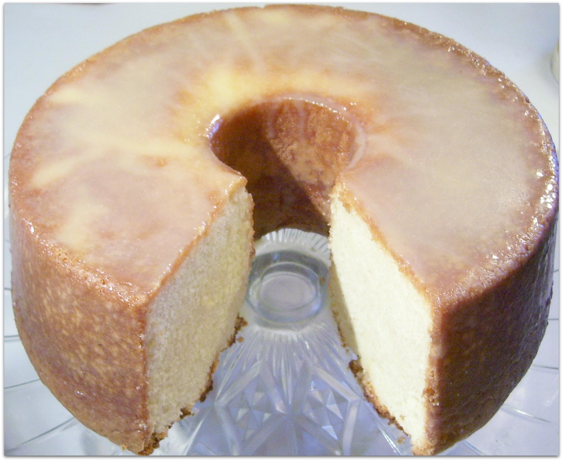 Yellow Butter Cake Recipe Scratch