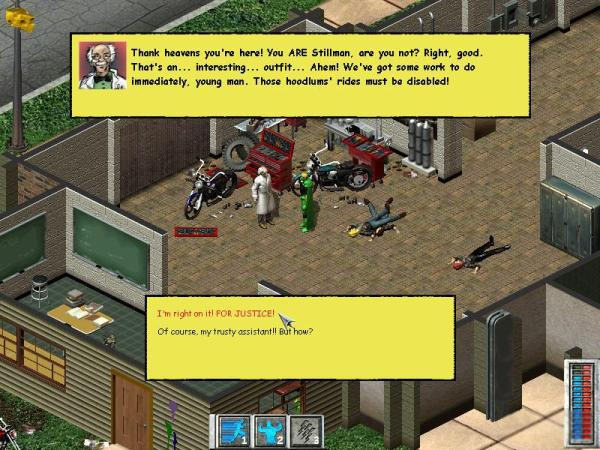 Hero X Download (2002 Role playing Game)