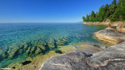 Beautiful Lake Superior Cabin
