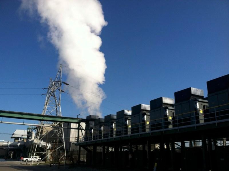 Test Bays Smoke