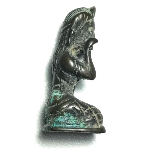 Nang Kwak Statuette Amulet Luang Por Jong Wat Na Tang Nok