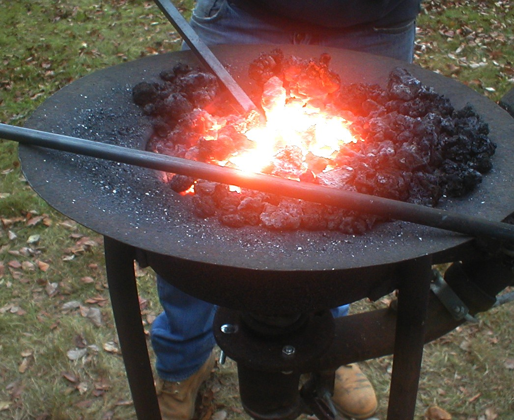 Nov. 7th 2015: Blacksmithing 101