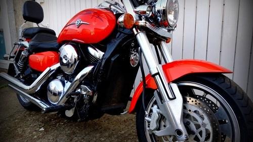 Kawasaki,VN1600,Mean Streak,