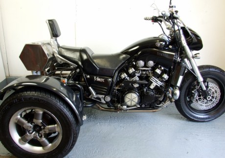 Trikes bought and sold by Old Biker World. 01273 782835 or 07711 116592. email: oldbikerworld@gmail.com. www.oldbikerworld.com