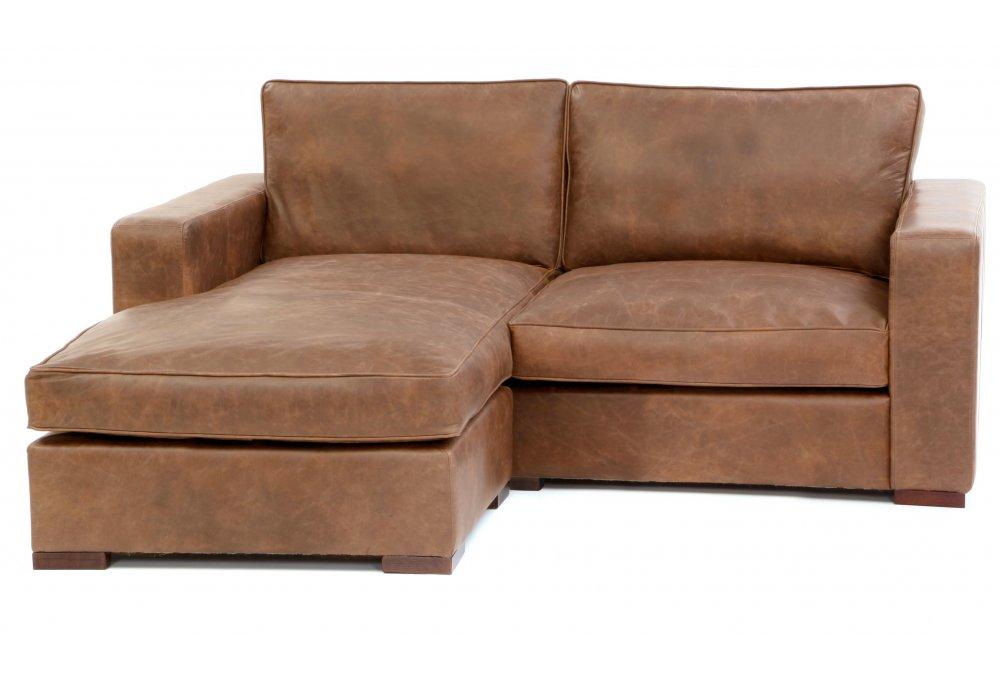 Small Corner Chaise Sofa