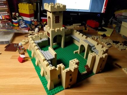 Fase 9 (prima torre)