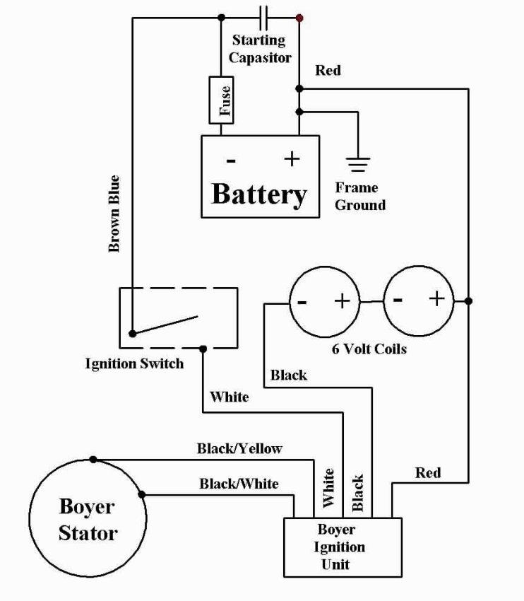 Boyer Ignition Wiring Diagram | Wiring Diagram on