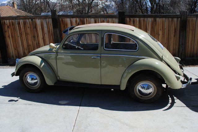 1948 Custom VW Split Window Beetle With Trailer For Sale