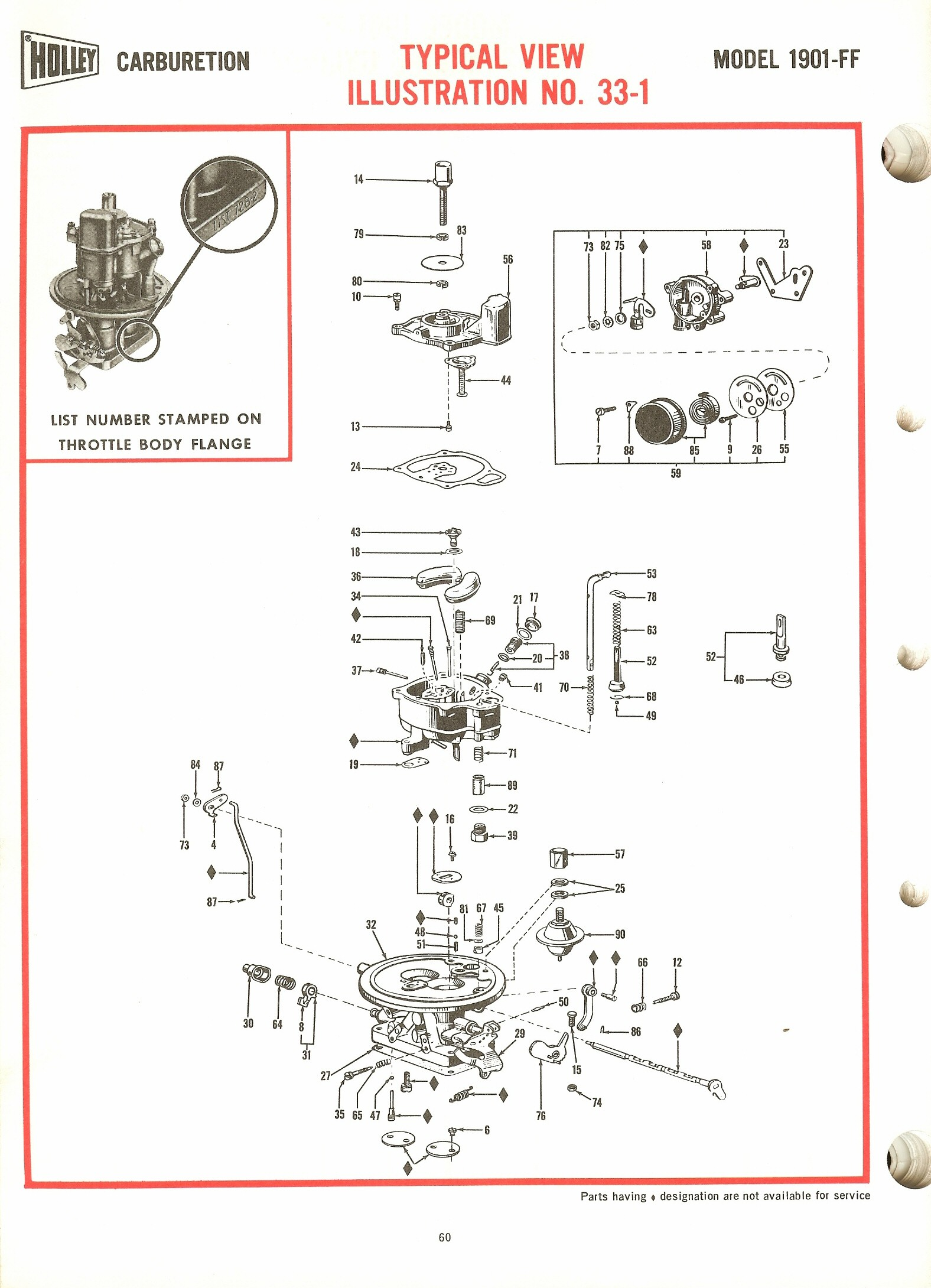 Holley Ff Exploded Diagrams