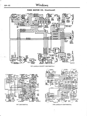 19571965 Accessory Wiring Diagrams  3WD420jpg