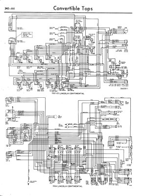 19571965 Accessory Wiring Diagrams  3WD444jpg