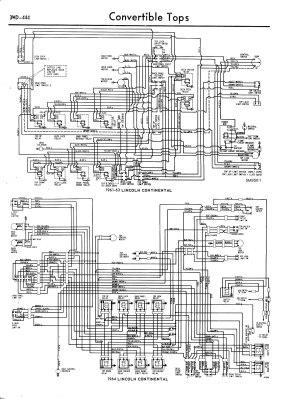 19571965 Accessory Wiring Diagrams  3WD444jpg