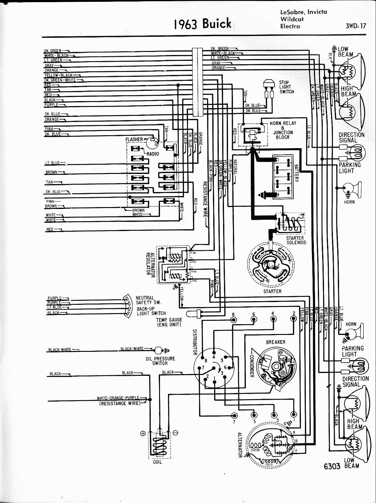 Diagram Of Buick Lesabre Engine
